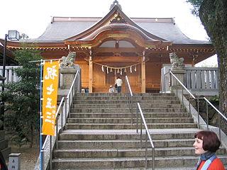 Kanō Tenman-gū Shinto shrines in Gifu Prefecture, Japan