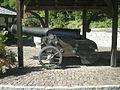 Kanone in Gußwerk.JPG