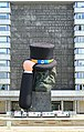 Karl-Marx-Monument. Hutfestival in Chemnitz 2H1A1937WI.jpg