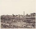 Karnak (Thèbes), Vue Générale des Ruines Prise du Nord-Est, en V MET DP71353.jpg