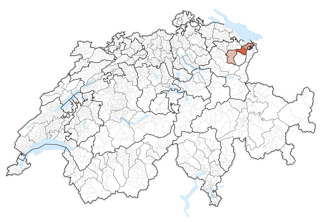 Canton of Appenzell Ausserrhoden Wikiwand