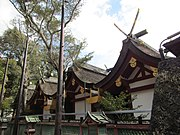 Kasuga Taisha Kasuga Grand Shrine National Treasure World heritage 国宝・世界遺産春日大社26.JPG