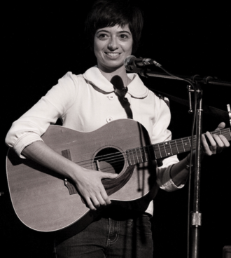 Kate Micucci - Micucci performing at the Steve Allen Theater, 2009.