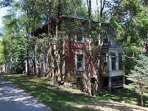Kattenbracher House - Image: Kattenbracher House