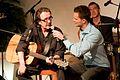 Kaz Lux talkshow maak het in brabant 2012.jpg