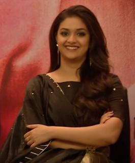 Keerthy Suresh Indian film actress and model