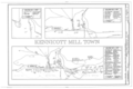 Kennicott Mill Town - Kennecott Copper Corporation, On Copper River and Northwestern Railroad, Kennicott, Valdez-Cordova Census Area, AK HAER AK,20-MCAR,1- (sheet 4 of 15).png