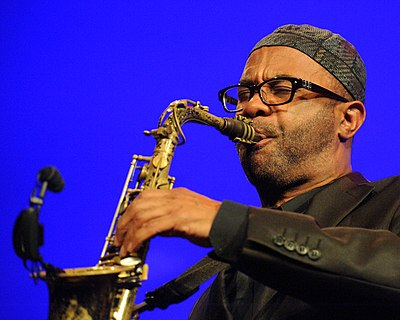 Picture of a band or musician: Kenny Garrett