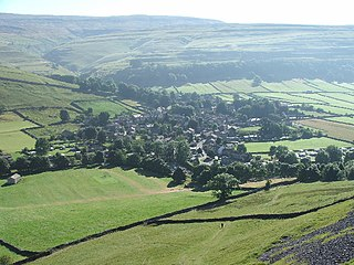Kettlewell with Starbotton Civil parish in Craven, England