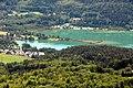 Keutschach Keutschacher See Strandbad Osthaelfte 05072007 02.jpg
