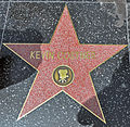 Kevin Costner - Stella nella Walk of Fame - Hollywood - USA - agosto 2011.jpg