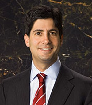 Kevin Warsh - Image: Kevin Warsh, Federal Reserve photo portrait