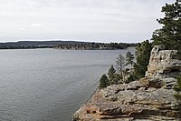 Keyhole State Park in Crook County, Wyoming seen from Cottonwood Area.jpg