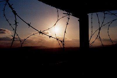 Khiam detention camp sunset.jpg