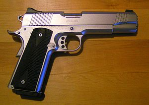 Kimber Manufacturing - Kimber Custom Stainless II pistol in .45 ACP