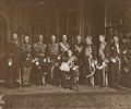 King Manuel II during his State Visit to England, November 1909.png