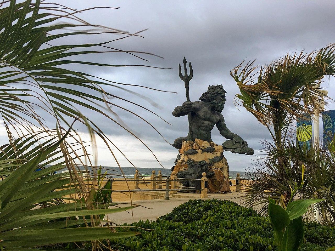 File:King Neptune, Virginia Beach.jpg - Wikimedia Commons