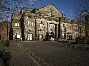 Stoke-upon-Trent - King's Hall, Stoke