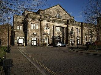 Stoke-upon-Trent - King's Hall, Stoke
