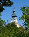 Kirchberg - Pfarrkirche hl. Stephan - im Mai.jpg