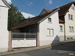 Kirchstraße in Darmstadt