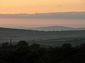 Kit Hill from Shaugh Moor sunset.jpg