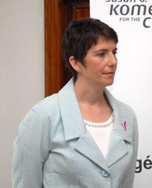 Klára Dobrev - Klára Dobrev in 2008
