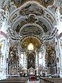 Klosterkirche Osterhofen - Innenraum Gesamt.jpg
