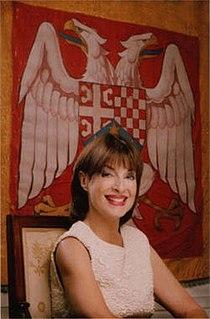 Princess Elizabeth of Yugoslavia Serbian princess and politician