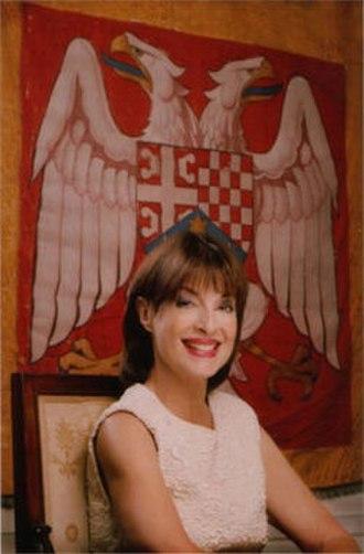 Princess Elizabeth of Yugoslavia - Image: Knjeginja Jelisaveta Karadjodjevic