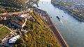 Koblenz, Rheinseilbahn, Luftaufnahme.jpg