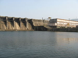 Kodasalli Dam - Kodasalli Dam and Power House
