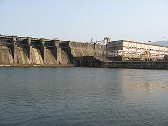 Kodasalli Dam - Kodasalli Dam and Power House