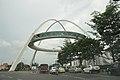 Kolkata Gate Under Construction - Rabindra Tirtha Crossing - Rajarhat - Kolkata 2017-08-08 3914.JPG