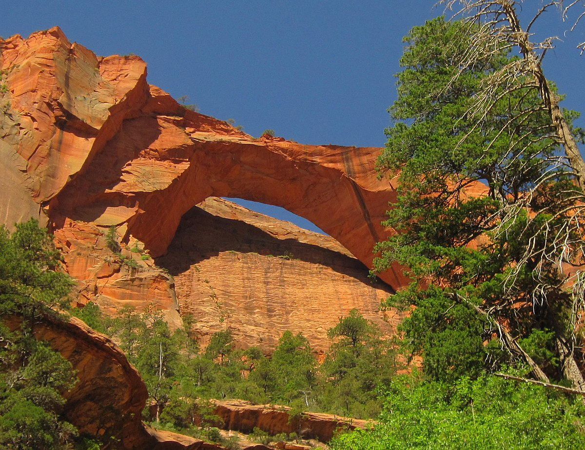 Natural Arch National Park