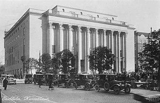 Stockholm Concert Hall - Image: Konserthuset
