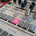 Korg Electribe R (ER-1) details 2 - the return of a #legend #korg #gearporn #gear #knobs #musicmonday #nofilter (2012-05-07 by j bizzie).jpg