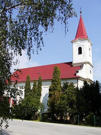 Borovce - Church in Borovce
