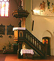 Koszecin kościół Serca Pana Jezusa, ambona 45.jpg