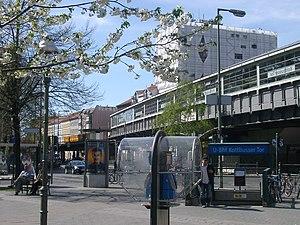Kottbusser Tor (Berlin U-Bahn) - Kottbusser Tor station