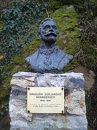 Krapina - Dragutin Gorjanovic Kramberger.jpg