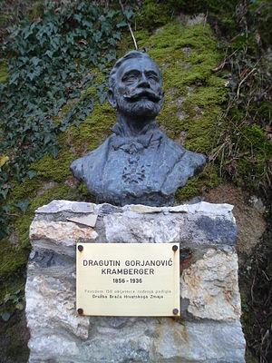 Dragutin Gorjanović-Kramberger - Dragutin Gorjanović-Kramberger
