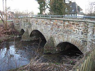Littfe River in Germany
