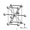 A Ga-III kristályrácsa