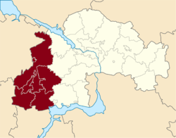 Kryvyi Rih Metropolitan Region Wikipedia