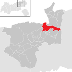 Kufstein in the KU.png district