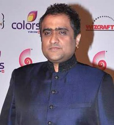 Picture of a band or musician: Kunal Ganjawala