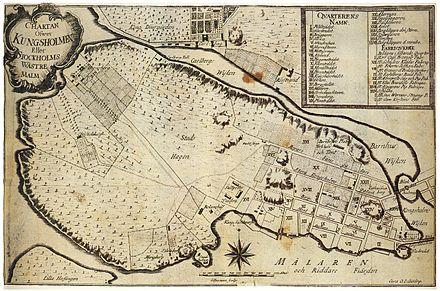 kungsholmen karta Kungsholmen – Wikipedia kungsholmen karta