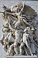Kunst Arc de Triomphe, Paris 2011.jpg
