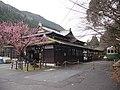 Kurama station in spring 20170401 2.jpg